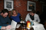 Danny, Nicole and Brad